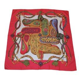 Hermès-Festival (des amazones)-Rouge