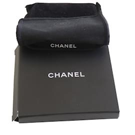 Chanel-Miroir  double face-Noir