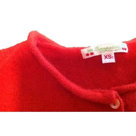Bonpoint-Sweaters-Red