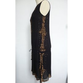 Antik Batik-Dresses-Black