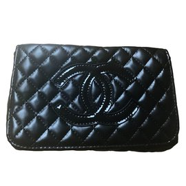 Chanel-Clutch bags-Black