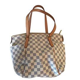 Louis Vuitton-Sacs à main-Blanc