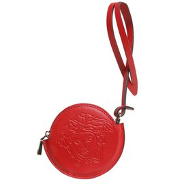 Versace-Bijoux de sac-Rouge