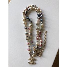 Chanel-Long necklaces-Multiple colors