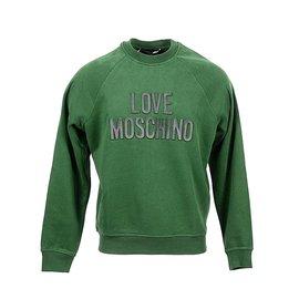 Love Moschino-Pulls, gilets homme-Vert