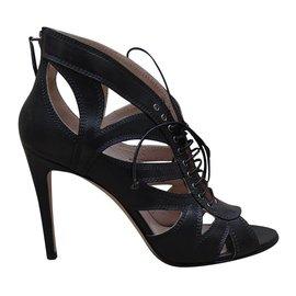 Miu Miu-Sandales-Noir