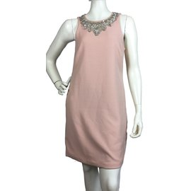 Ermanno Scervino-Dress-Pink