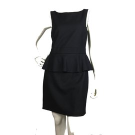 Alice + Olivia-Dress-Black