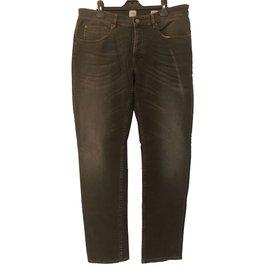 Autre Marque-Jeans-Gris