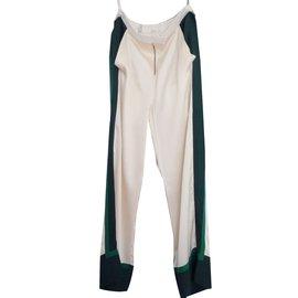 Céline-Pants, leggings-Cream