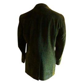 Hugo Boss-veste-Vert foncé