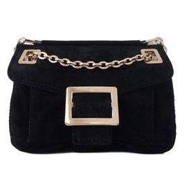 Roger Vivier Handbags Black