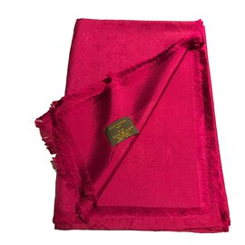 Louis Vuitton-Echarpe-Rose