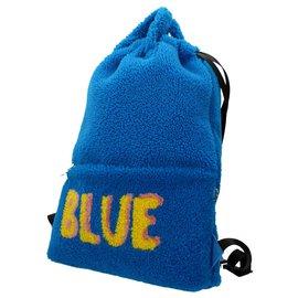 Fendi-Sacs à dos-Bleu