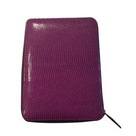 Hermès-Petite maroquinerie-Violet