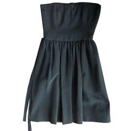 Lanvin-Robes-Noir