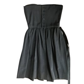 Lanvin-Dresses-Black