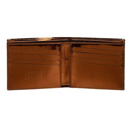 Maison Martin Margiela-Maison Margiela leather and pony skin wallet-Other