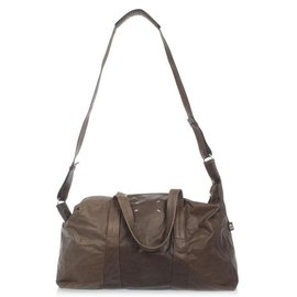 Maison Martin Margiela-duffle bag-Brown