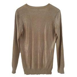 Hermès-Knitwear-Golden