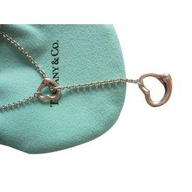 Tiffany & Co-Collier-Argenté