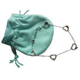 Tiffany & Co-Bracelet-Argenté