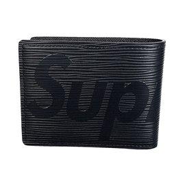 Louis Vuitton-Portefeuilles-Noir