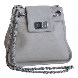 Chanel-Sac sceau-Beige