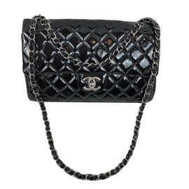 Chanel-Sac à main-Noir