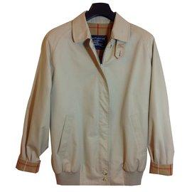 Burberry-Vintage Jacket-Beige