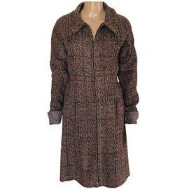 Chanel-Coats, Outerwear-Multiple colors