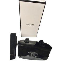 Chanel-Pochette ceinture VIP-Métallisé