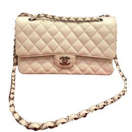 Chanel-TIMELESS-White