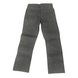 Hermès-Men's jeans-Grey