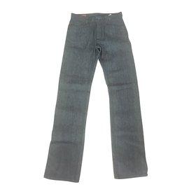 Hermès-Men's jeans-Dark blue