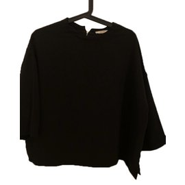 Céline-Tops-Black