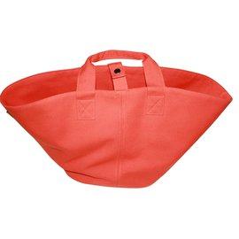 Hermès-Tote bag MM colori orange fire-Orange