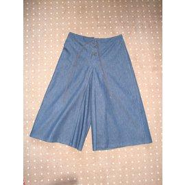 inconnue-Skirts-Dark blue