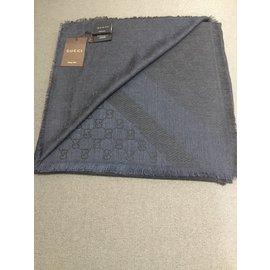 Gucci-Chale monogram-Bleu Marine