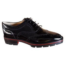 Christian Louboutin-chaussures neuves-Noir
