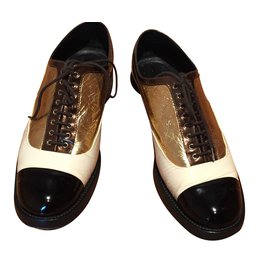 Chanel-DERBIES CRUISE-Multiple colors