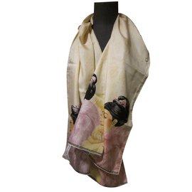 Christian Dior-Foulards-Multicolore Christian Dior-Foulards-Multicolore 70e1867314b