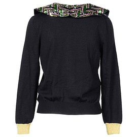 Gucci-cardigan-Noir