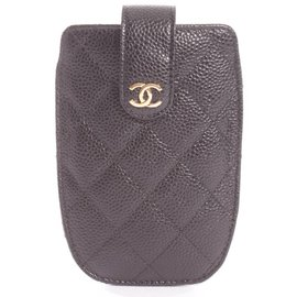 Chanel-Little leather shop-Black