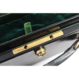 Hermès-Boite à bijoux-Noir