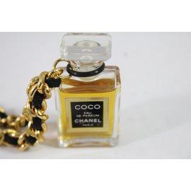 Chanel-Collier-Doré