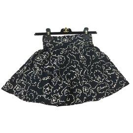 Chanel-Shorts-Noir