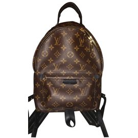 Louis Vuitton-palm spring pm-Marron