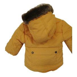 Kenzo-Boy's coat-Mustard
