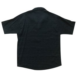 Burberry-Shirt-Black